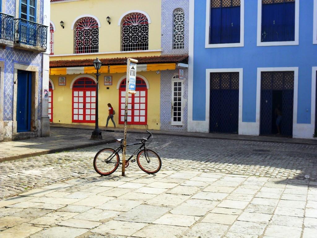 visita Sao Luiz Brasile