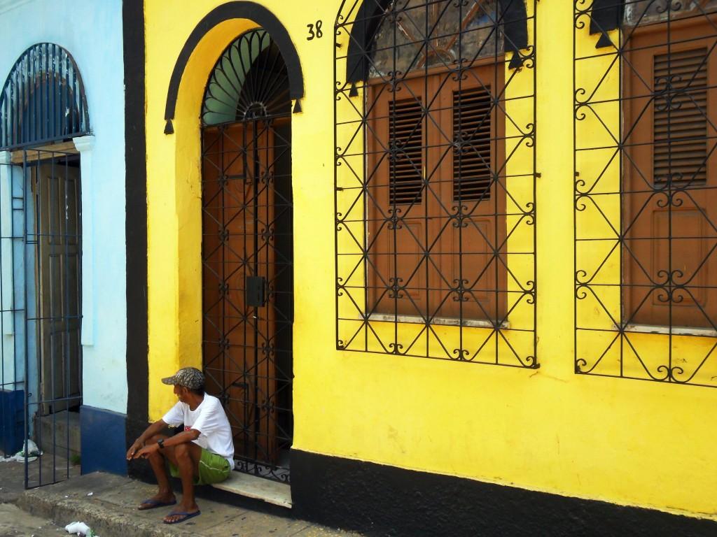 edifici storici a Sao Luis nel Maranhao Brasile
