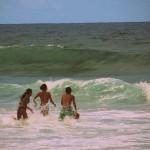 la famosa spiaggia di Praia do Futuro