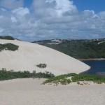 dune e lagune nel Parco di Natal