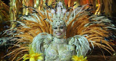 carnevale Rio de Janeiro donna
