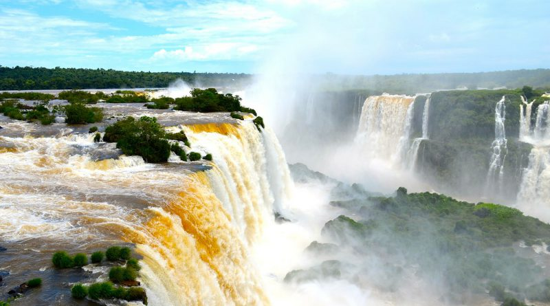 visita Parco Iguazu Brasile Argentina